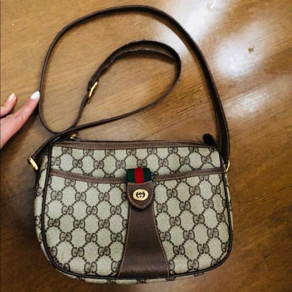 f5c4fb9b9e0c Gucci Bags | Authentic Sling Bag And Shoulder Bag | Poshmark